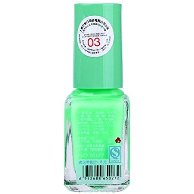 Creazy 20 colors series of Fluorescent Neon Luminous Gel Nail Polish ...