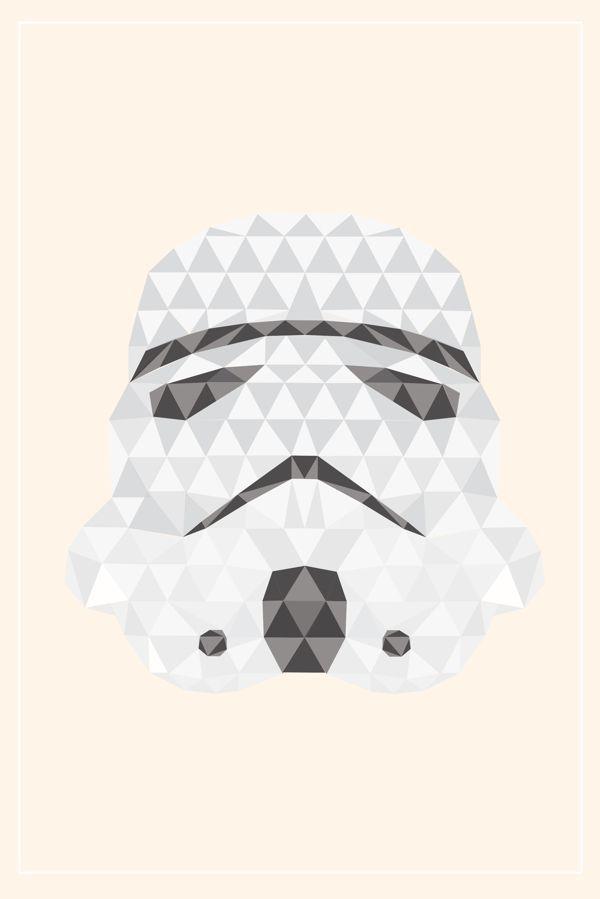 Stormtrooper Vector : stormtrooper, vector, Dimensional, Stormtrooper, Vector, Love,