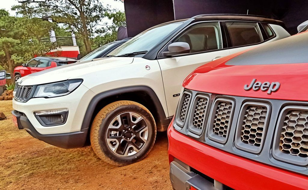 Jeep Compass Trailhawk Review First Bs6 Diesel Suv Jeep Compass Suv Jeep
