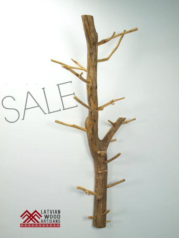 Kleiderständer Holz driftwood coat rack wood hanger wooden coat rack driftwood
