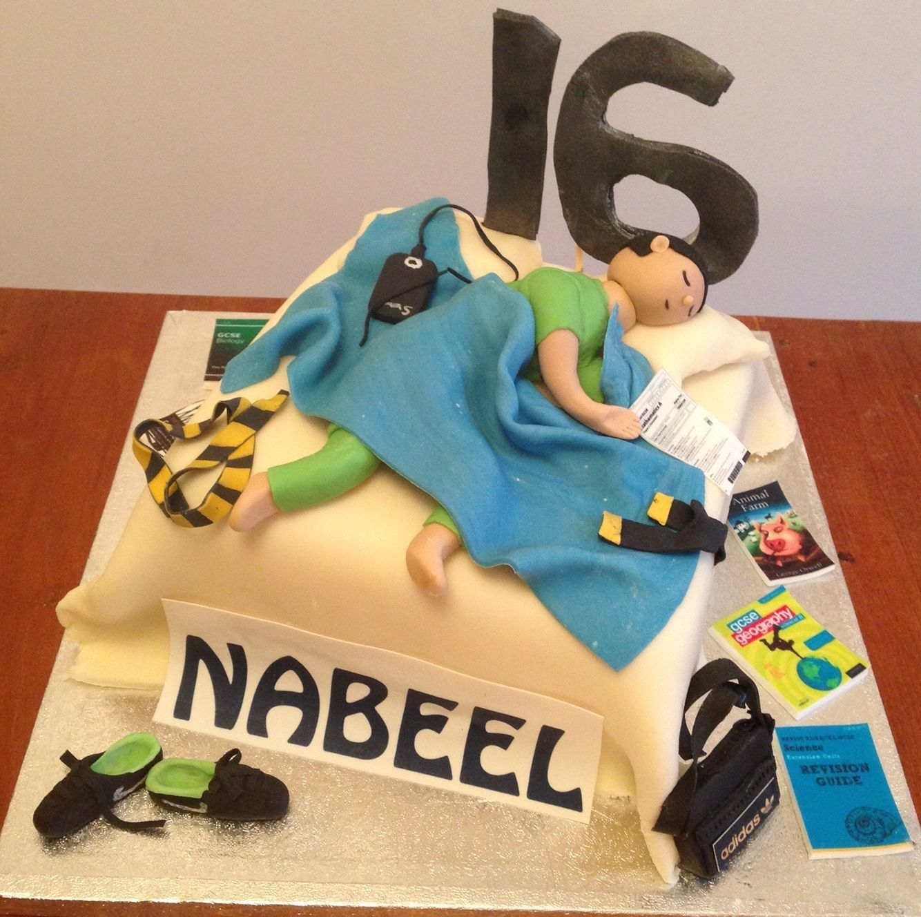 Pinterest 13th Birthday Cake Ideas For A Boy Cakes And Cookies Gallery