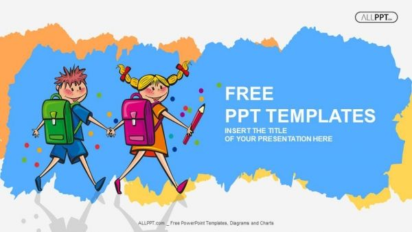 Free Education Powerpoint Templates Mkkk J