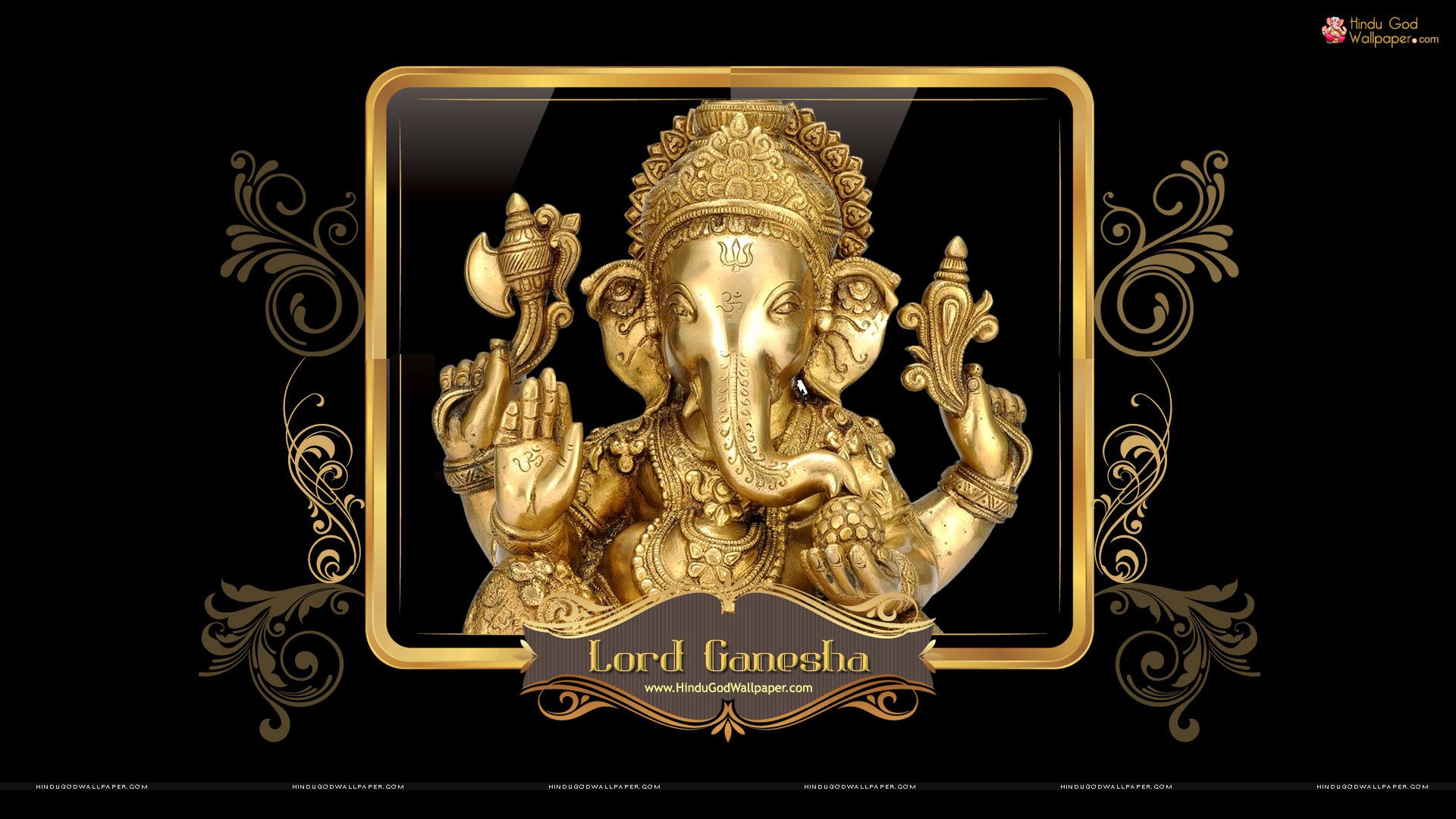 Pen Ganesh Murtidownload Hd: Lord Ganesha Wallpaper 1080p HD High Resolution Download