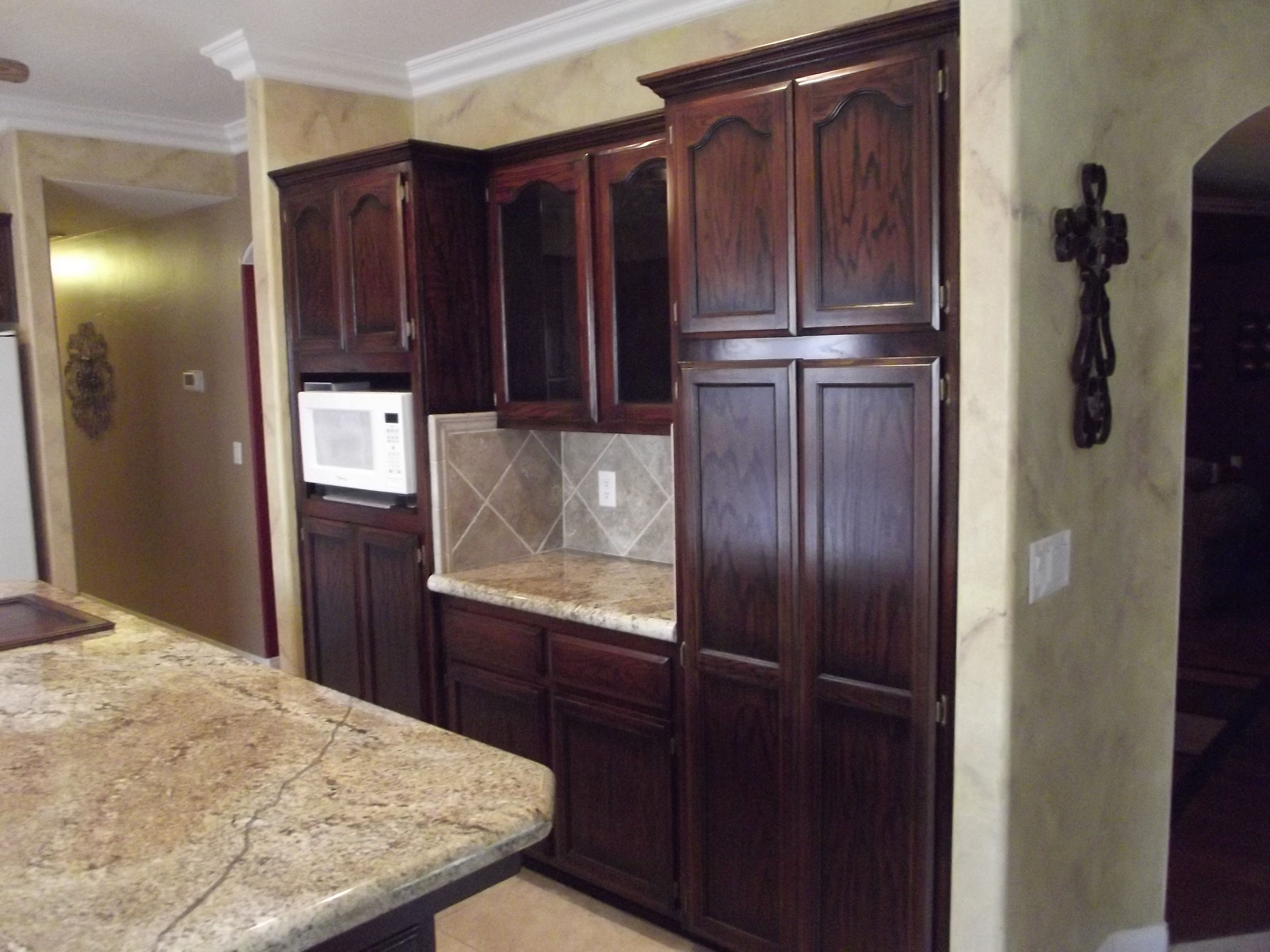 Pin By Vega S Painting Services On Antique Paint Design On Cabinets Kitchen Cabinets Cabinet Home Decor