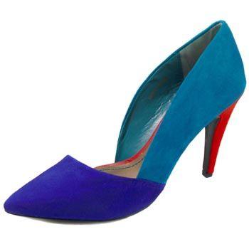 ebay victory  orange high heels online shopping shoes