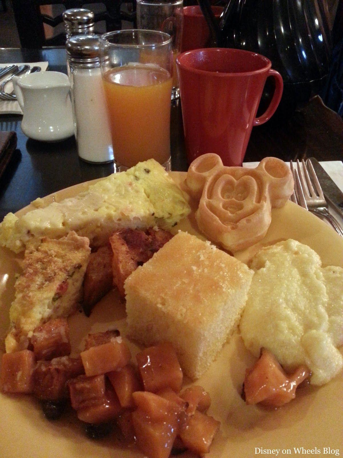 Disney On Wheels Donald S Safari Breakfast At Tusker House Disney Breakfast Tusker House Disney Disney World Food