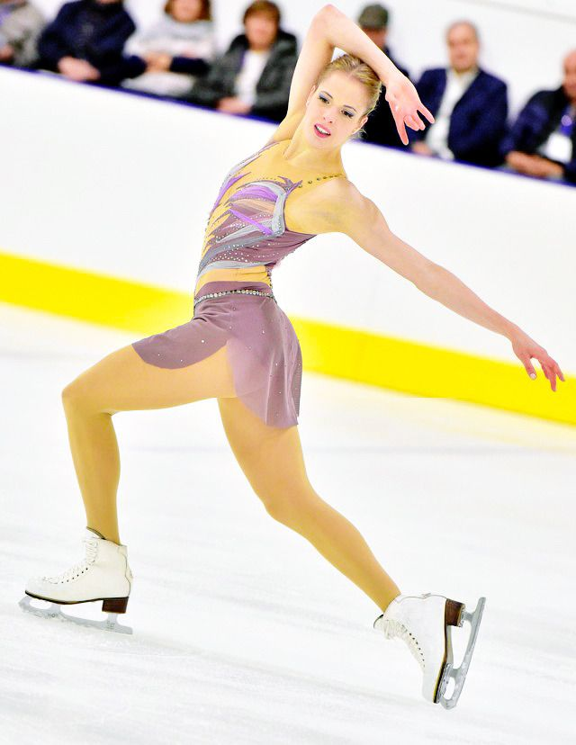Image result for carolina kostner