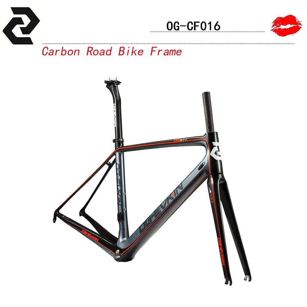 OG-EVKIN carbon Frame Bicycle Carbon Road Frame carborn Chinese ...