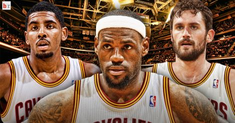 The new big 3!!! | Boston celtics, King lebron james, Nba ...
