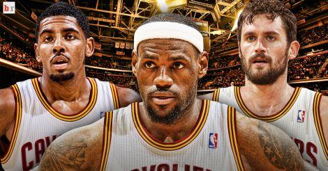 The new big 3!!! | Boston celtics, King lebron james, Nba ...