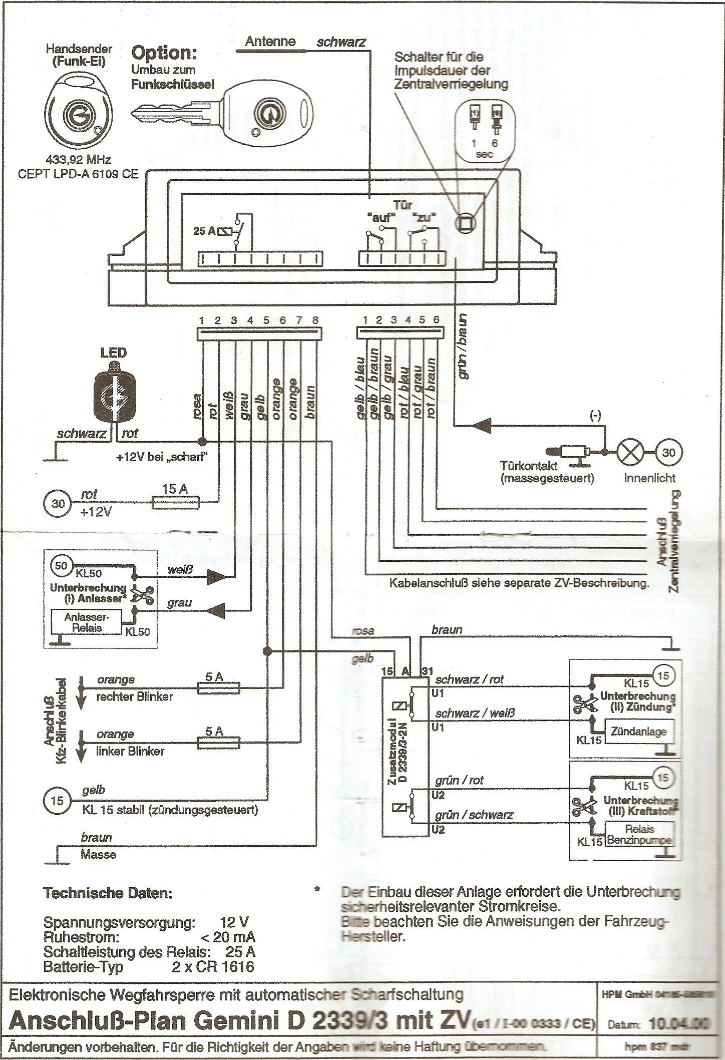 Unique Car Wiring Diagram Download
