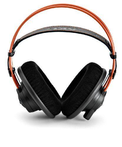 Akg K712 Pro Over-Ear Mastering/Reference Headphones - Open, 2015 Amazon Top Rated DJ Headphones #MusicalInstruments