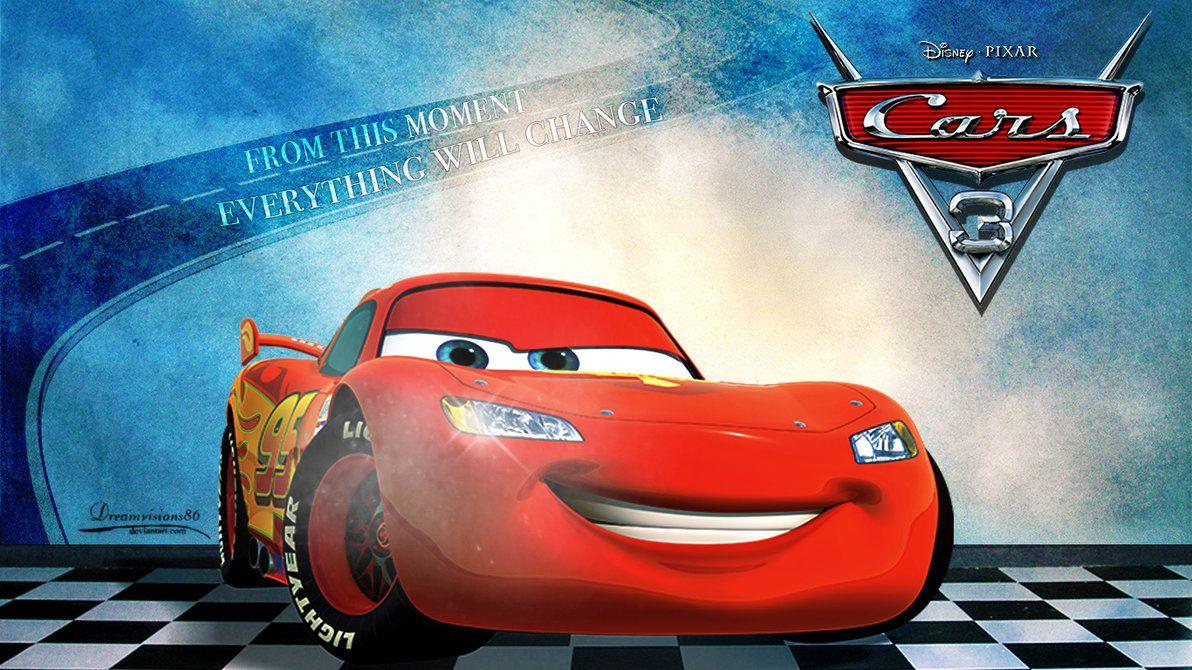 Cars 3 Disney Pixar By Dreamvisions86 Deviantart Com On Deviantart Cars 3 Lightning Mcqueen Pixar Cars Birthday Lightning Mcqueen