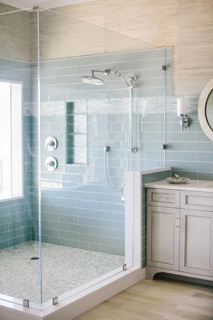 36 Amazing Beach Style Bathroom Design And Decor Ideas In 2020 Beach House Bathroom Beach House Tour Beach House Decor