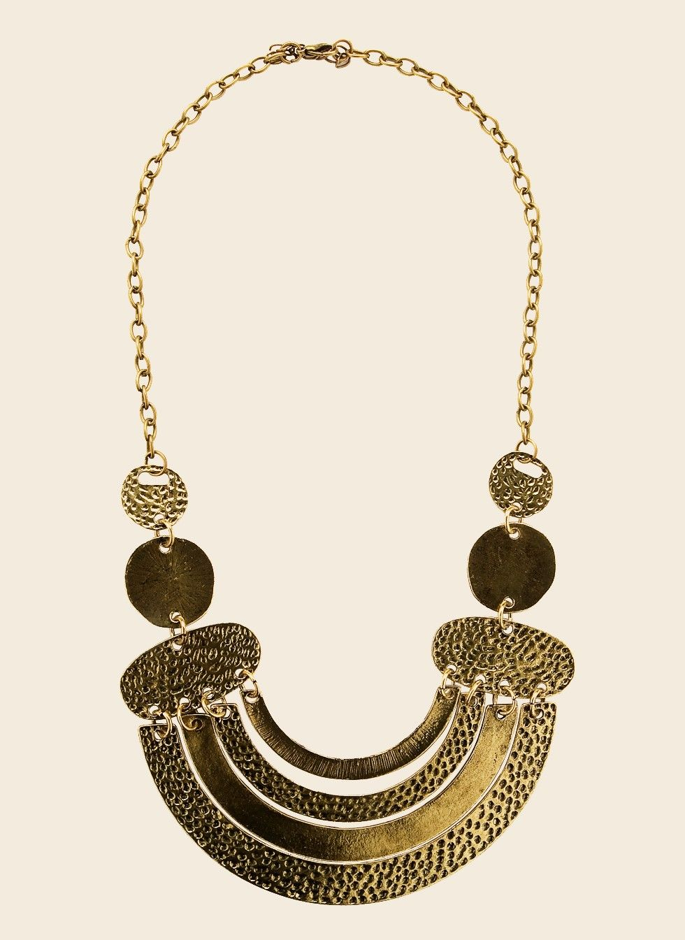 Club Manhattan Ethnic Necklace I have this Matches everything