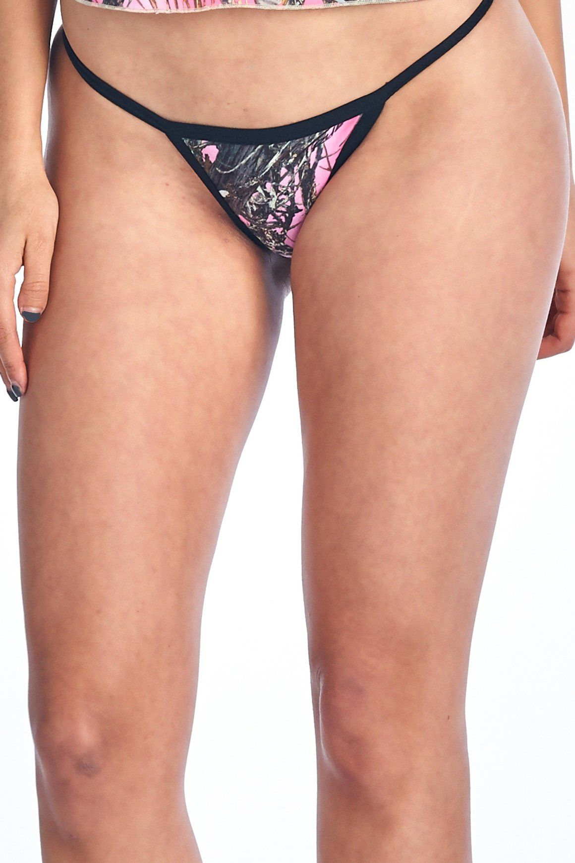 ac4700d18 Women s Booty Lace Boy Shorts Authentic True Timber Lingerie Camo ...