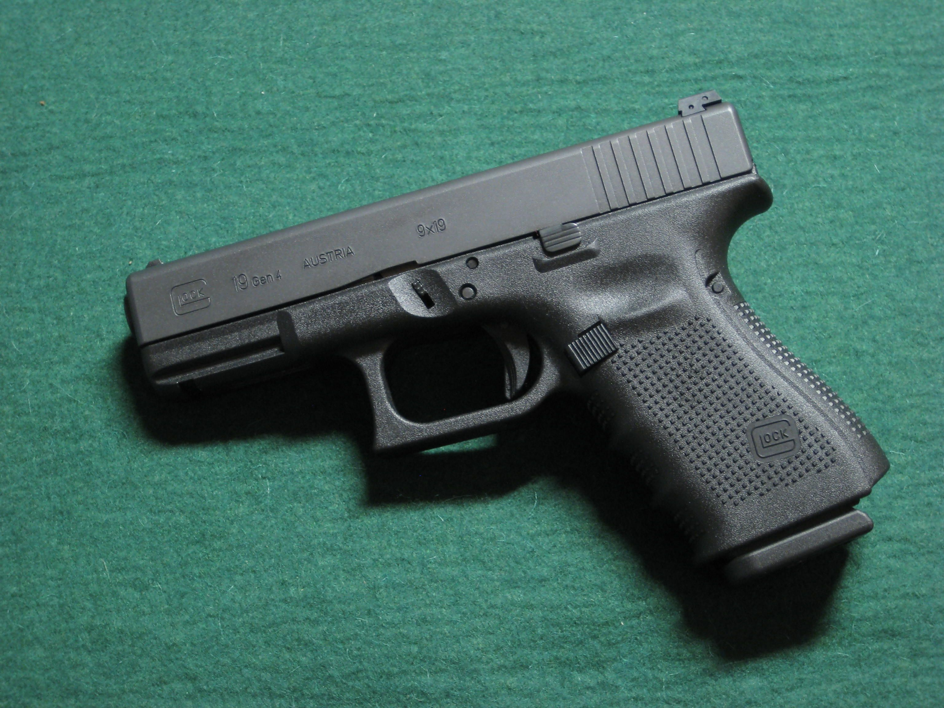 Glock 19 Gen 4 - I own it, carry it and love it. The