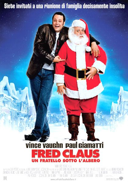 fred claus un fratello sotto lalbero - Vince Vaughn Christmas Movie