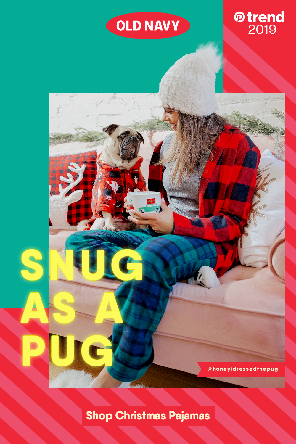 It's the perfect time to cozy up with Old Navy's jingle