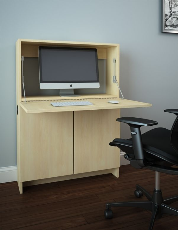 Amazing Space Saver Computer Desk With Images Small Computer