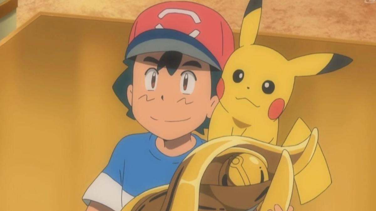 Ash Just Won A Pokémon League In The Anime Pokemon