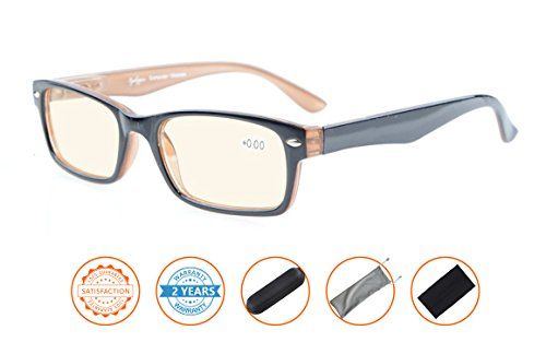 bb1ae98636 PROTECT YOUR EYES - Anti glare lens coating prevents insomnia and macular  degeneration. Low blue