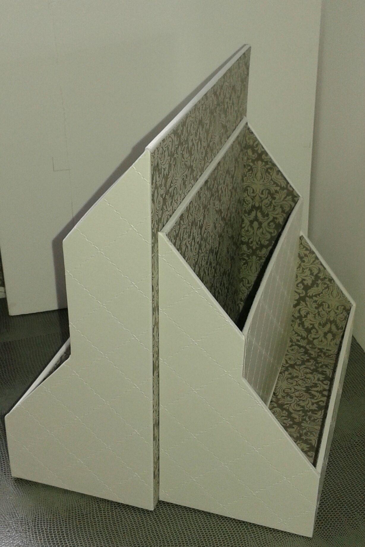 Dos dos 3 mes cartonnages cartonnage carton et meuble en carton - Salon des travaux manuels ...
