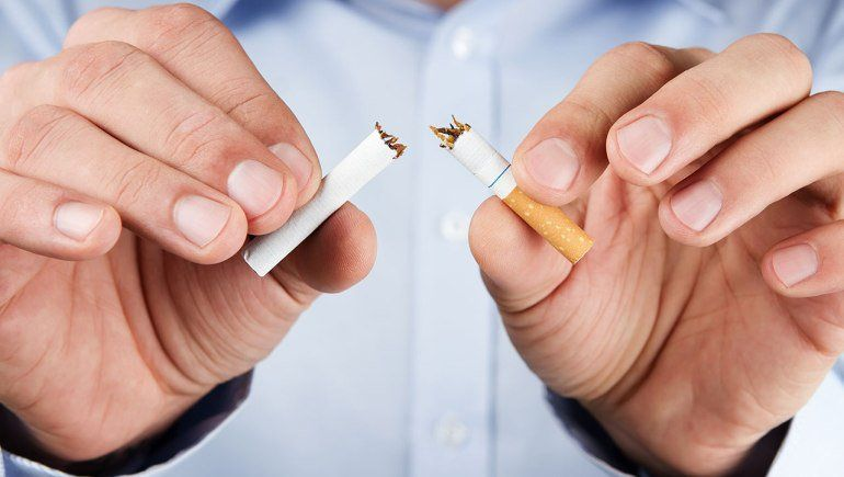 Natural Ways to Stop Smoking & Heal Lung Tissue