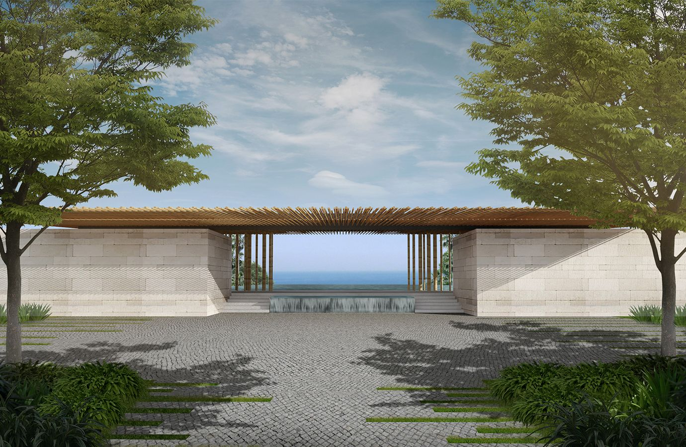 Blink Design Resort Interior