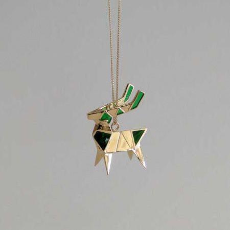 Origami Animals Jewellery