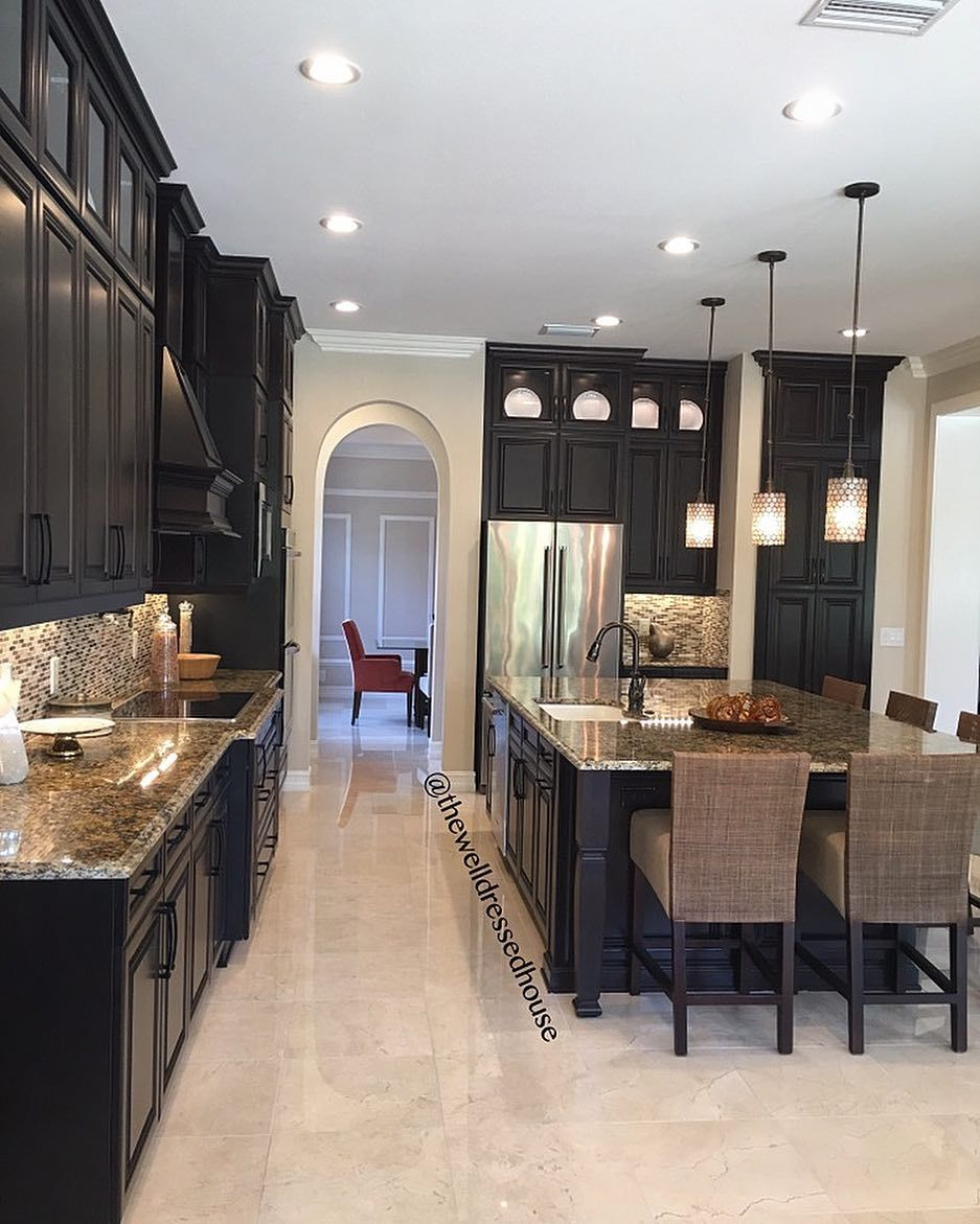 547 Likes 4 Comments  Cecelia Thewelldressedhouse On Best New Model Kitchen Design Inspiration