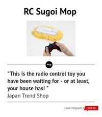 Infographic: �������� RC Sugoi Mop -