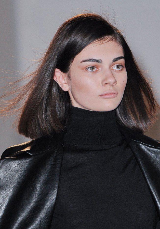 Inspiration coiffure : les plus belles coupes de cheveux mi-longs | Cheveux mi long, Coupe ...
