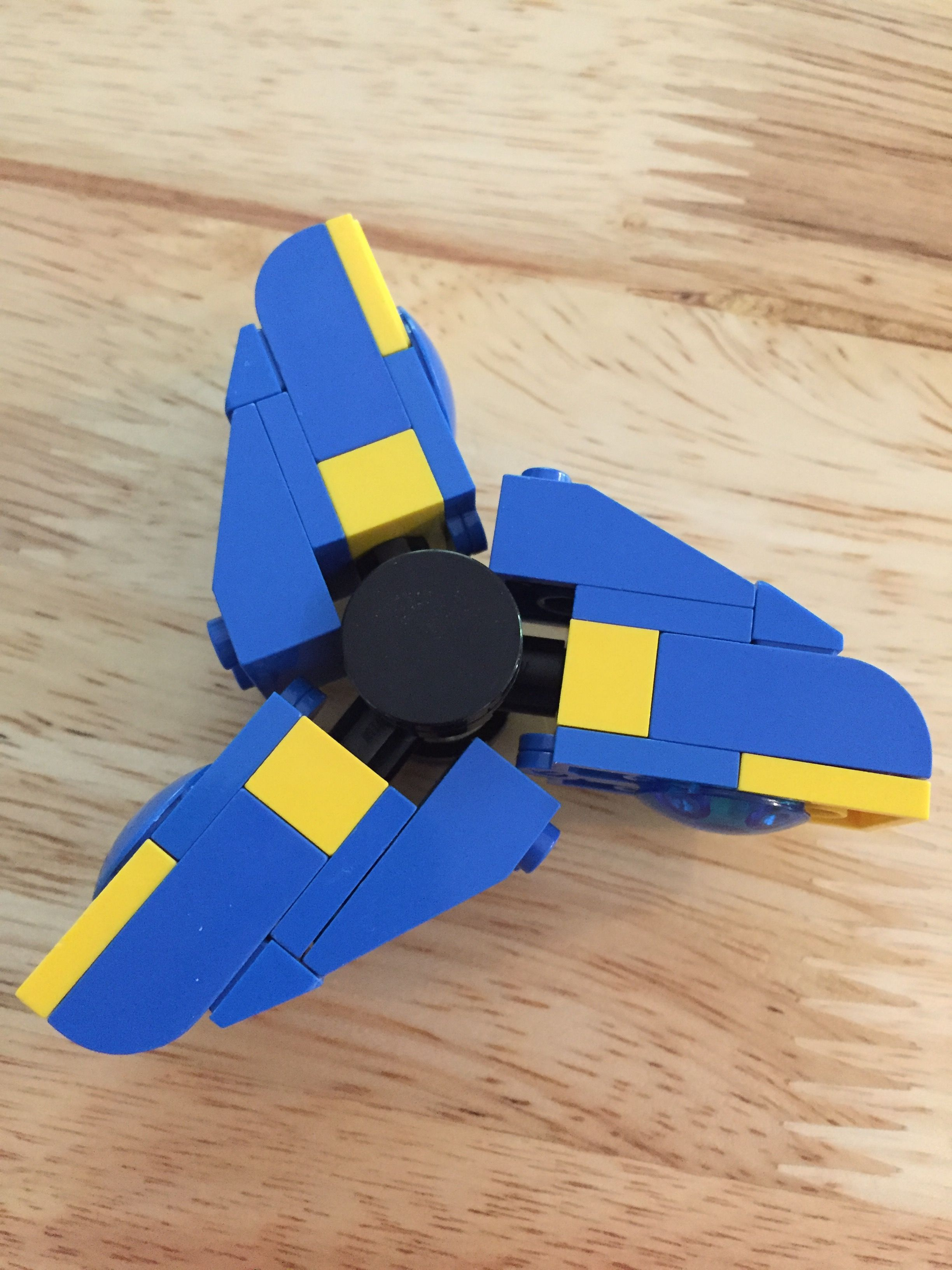 Lego Liberty Star Fidget Spinner