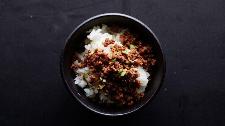 Soboro Beef Recipe Recipe Beef Recipes Recipes Beef