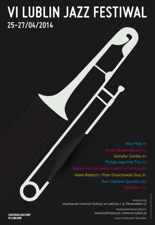 Lublin Jazz Festiwal 2014 Jazz Posters Poland W 2019