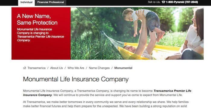 Monumental Life Insurance bill pay | Life insurance ...