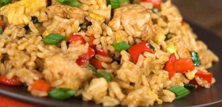 Arroz con pollo | cocina | Pinterest | Arroz con pollo, Arroz y ...