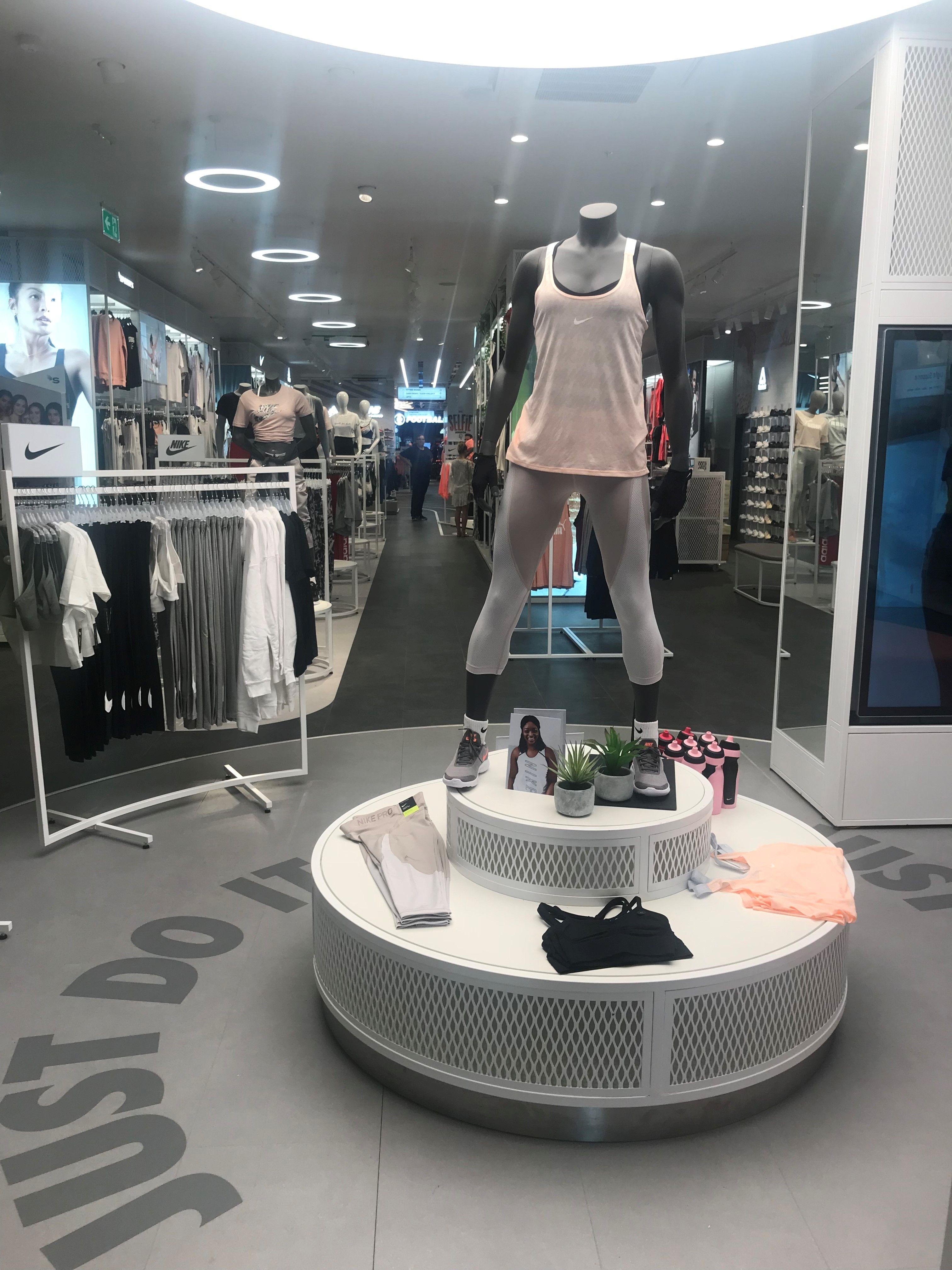 Sports Direct flagship store Lakeside Thurrock A fresh