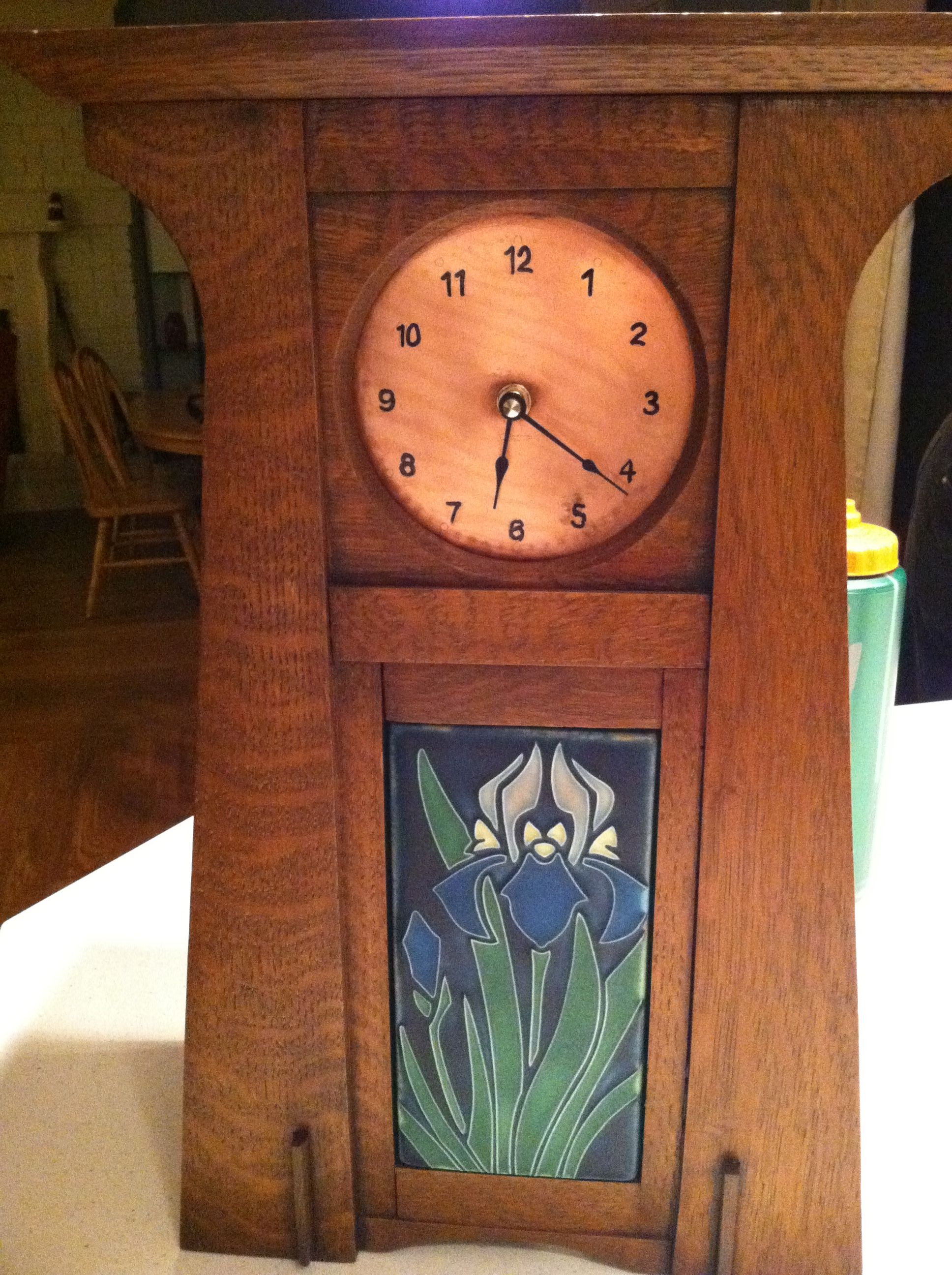 47++ Arts and crafts clock face information