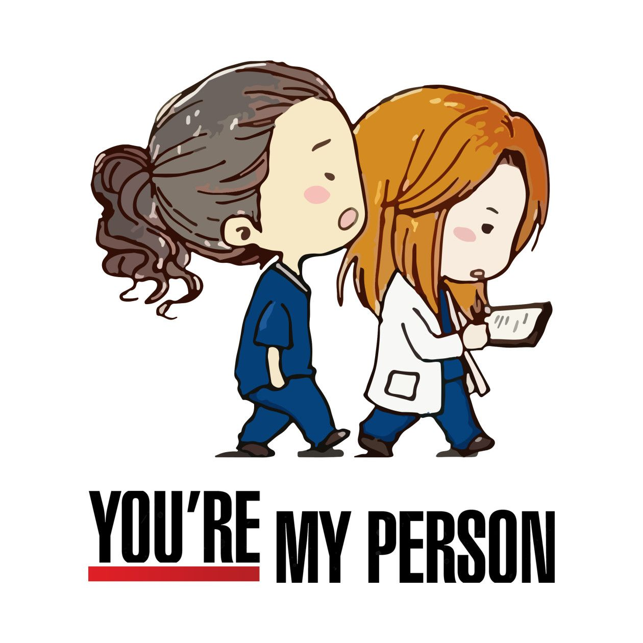 Grey\'s Anatomy - You\'re My Person | Grey\'s Anatomy | Pinterest ...