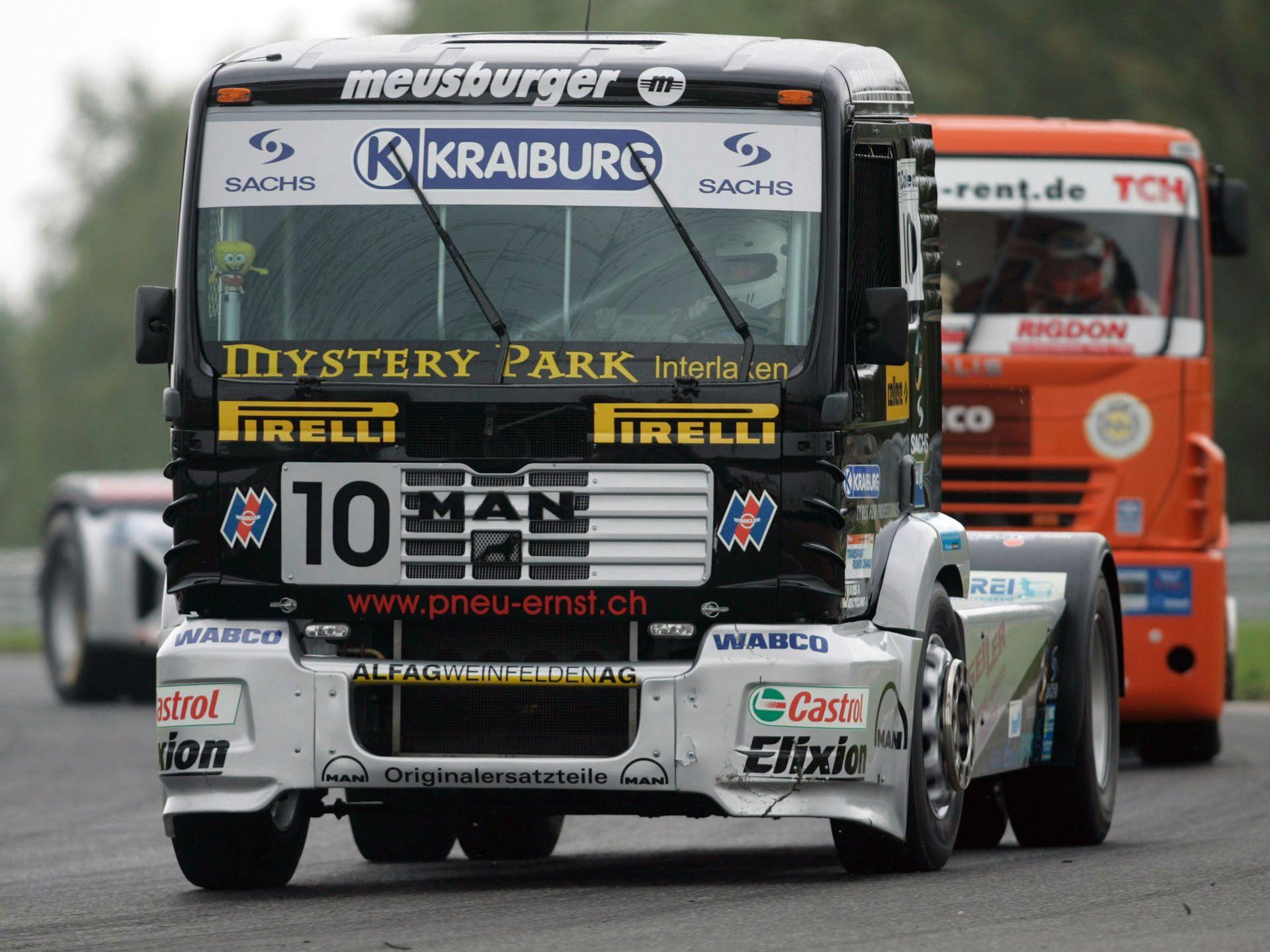 Semi truck racing 2006 man tg semi tractor truck trucks race racing g wallpaper