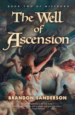 The Well Of Ascension Mistborn Book 2 By Brandon Sanderson Books Fantasy Books Mistborn Series