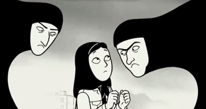 Persepolis Wise Funny And Heartbreaking Persepolis Is Marjane Satrapi S Memoir Of Growing Up In Iran During The Isla Book Discussion Teaser Upcoming Books