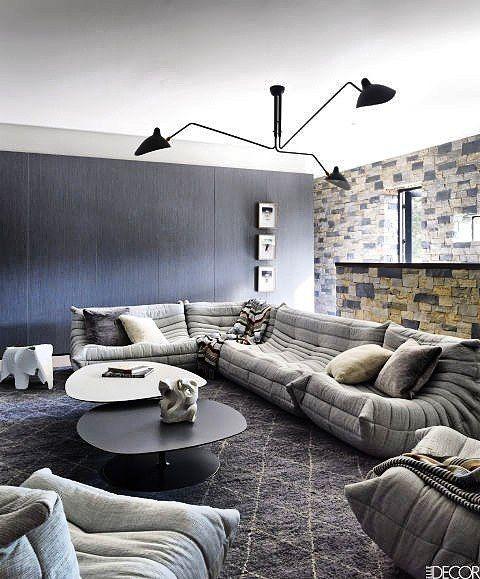 Ligne roset introduced in ELLE decor!  #ligneroset #elledecor #elle #homedesign #interior #homedecor #togo #sofa #furniture #table #accessories #picoftheday #like4like #modern #design #designer #france #sanfrancisco by lignerosetsf http://discoverdmci.com