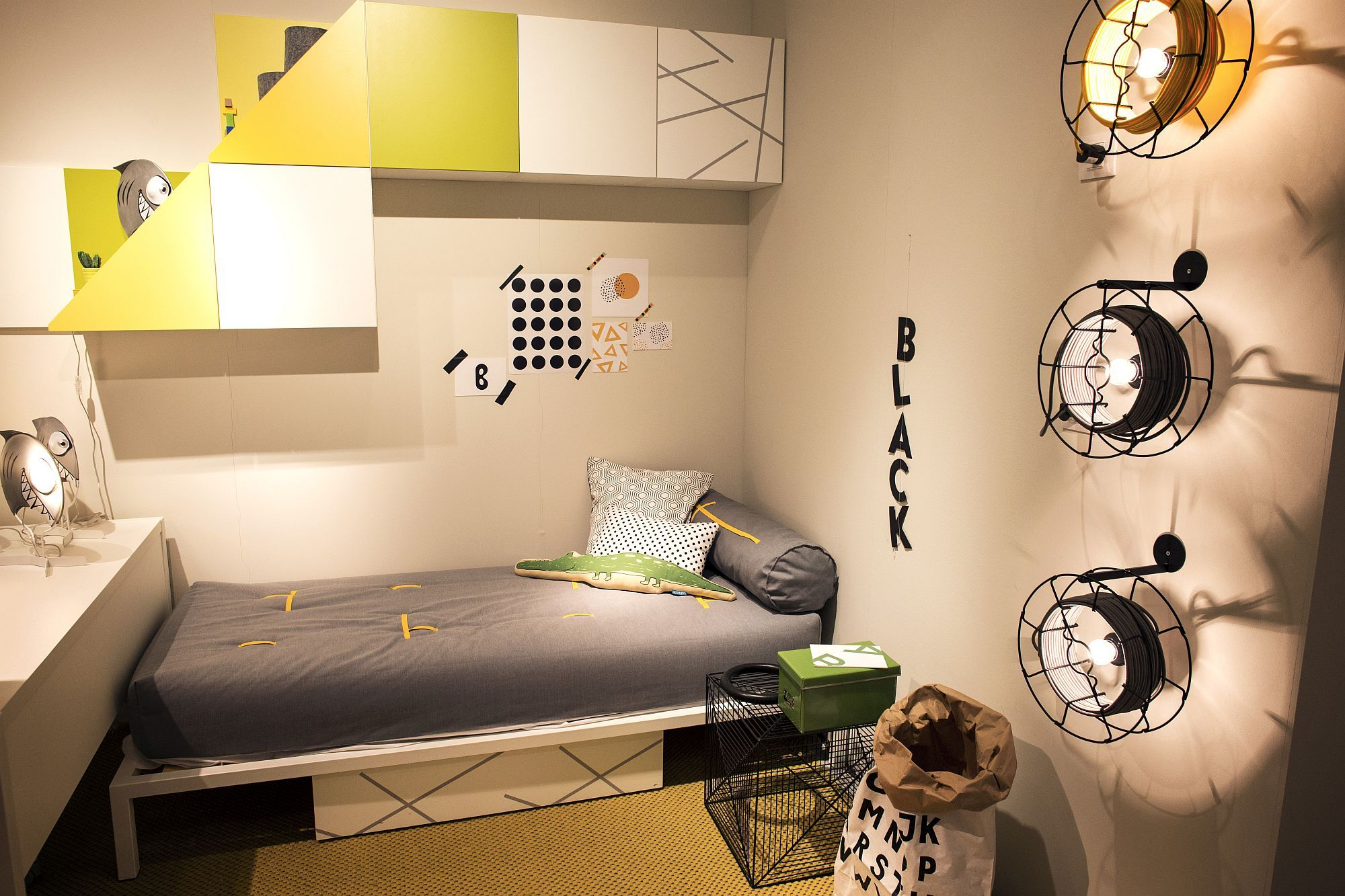 50 Latest Kids' Bedroom Decorating and Furniture Ideas is part of Tiny Kids bedroom - Decorating a beautiful kid's room presents its own set of unique challenges that are completely different from planning for an adult bedroom  Gone are the days when you just threw the kids in a room and asked them to bunk together while sorting out the other details all on their own! (And if you were […]