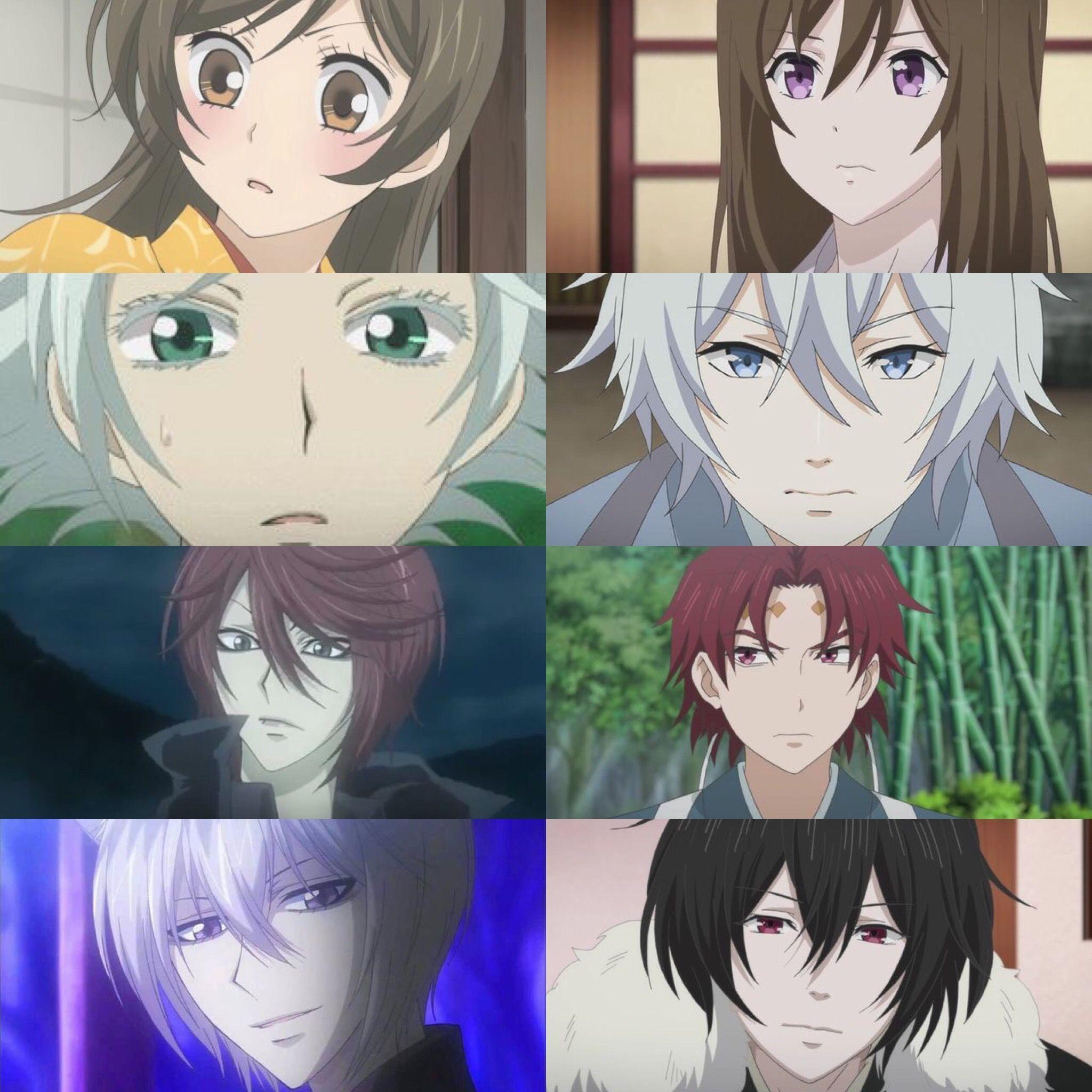 Kakuriyo no Yadomeshi vs. Kamisama Hajimemashita