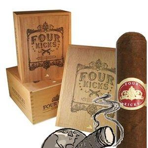 CigarEarth.com - Offering the Four Kicks Corona Gorda cigar