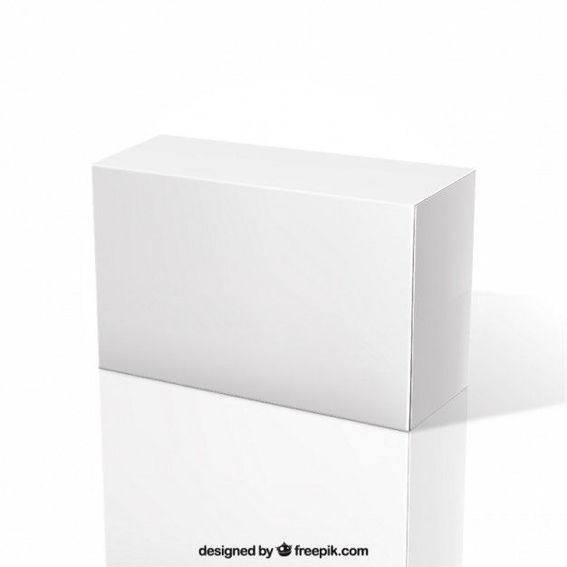 Vector Free, Paper Box Template