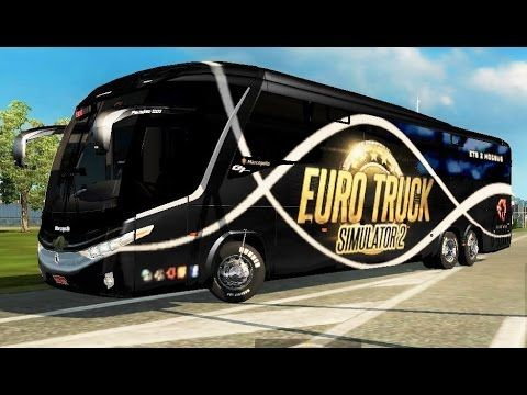 ETS 2 Bus Mod Marcopolo G7 1200 6x2 V1 25 | Multi Clip Media